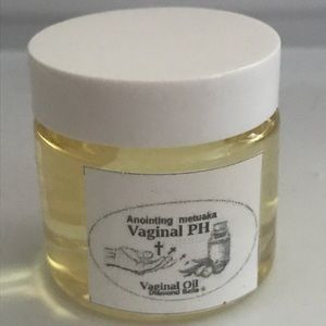 VAGINAL PH Vaginal Oil